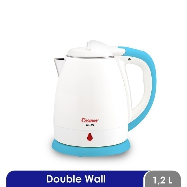 Star Cosmos Cosmos Electric Kettle – 1.2 L 1