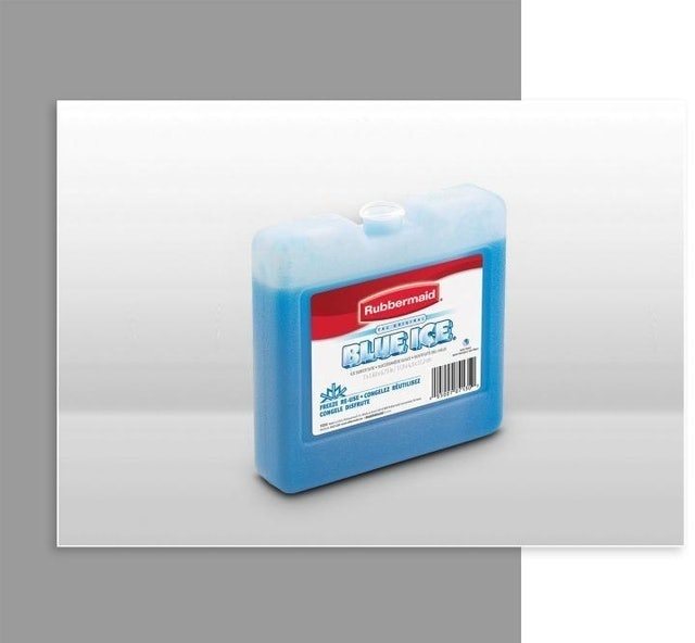 Rubbermaid Blue Ice 1