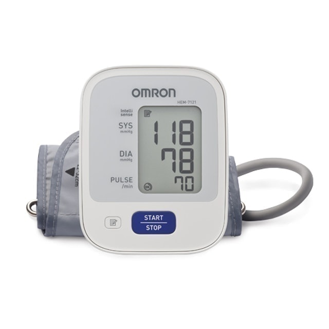 Omron Automatic Blood Pressure Monitor  1