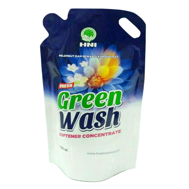 HNI HPAI Green Wash Softener Concentrate 1