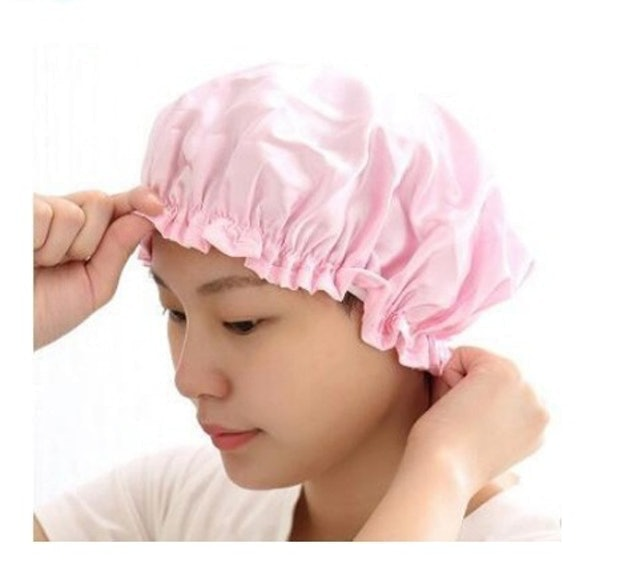 Inone Double Layer Bath Cap 1