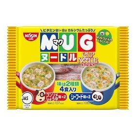 10 Nissin Cup Noodles Terbaik (Terbaru Tahun 2021) 1