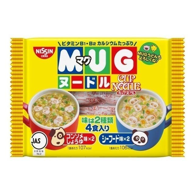 Nissin Nissin Mug Cup Noodle 1