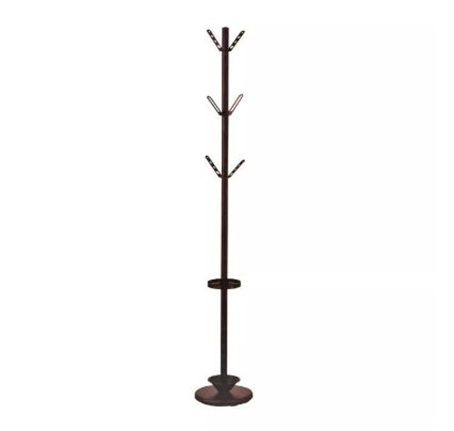 Informa Coat Hanger w/ Umbrella Stand Black 1