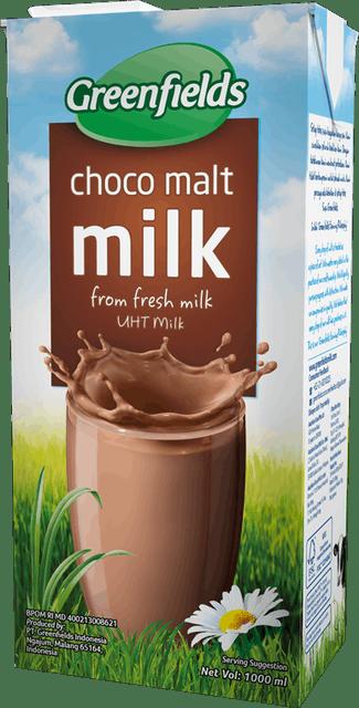 Greenfields Choco Malt Milk 1