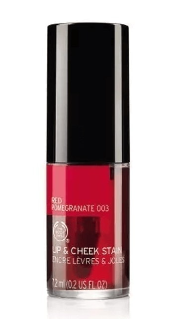The Body Shop Lip & Cheek Stain 003 Red Pomegranate 1
