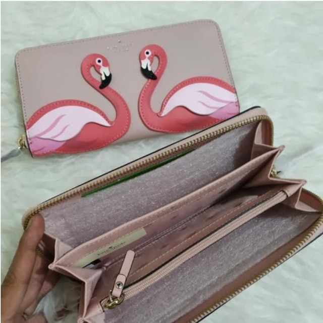 Kate Spade By The Pool Flamingo Lacey  1