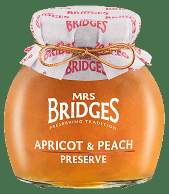 Mrs Bridges  Apricot & Peach Preserve 1
