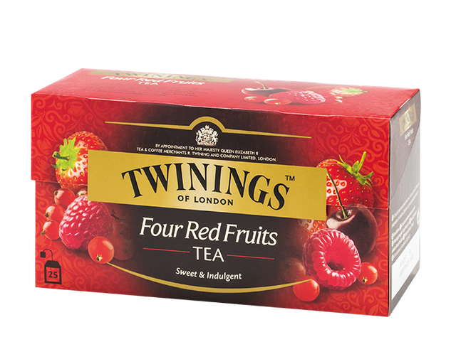 Twinings Four Red Fruits Tea 1