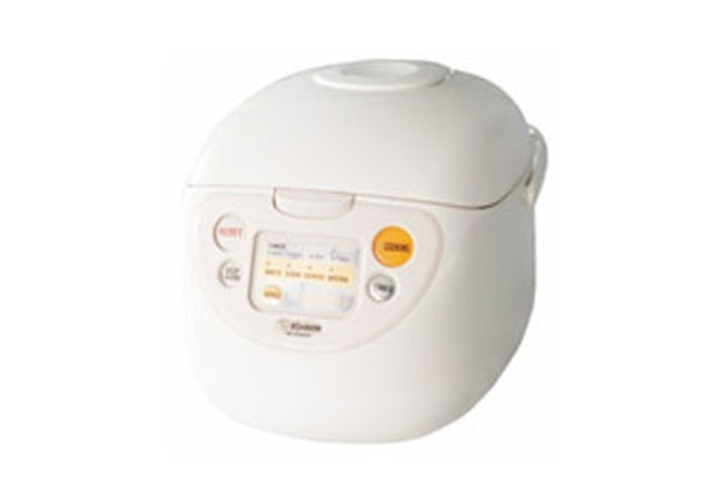 Zojirushi Micom Fuzzy Logic Rice Cooker/Warmer 1