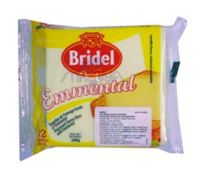 Bridel Emmental Cheese 1