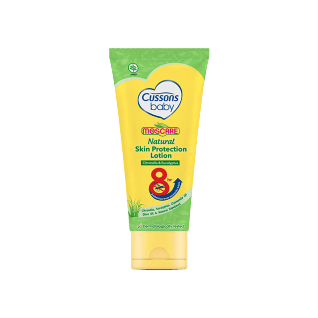 PZ Cussons Cussons Baby Moscare Natural Skin Protection Lotion 1