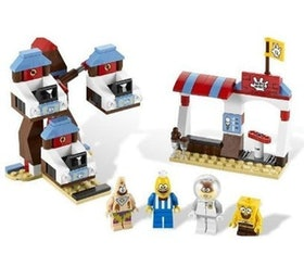 10 Rekomendasi LEGO SpongeBob Terbaik (Terbaru Tahun 2020) 2