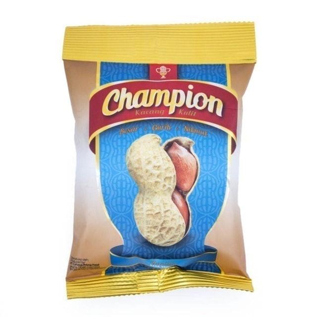 Champion Kacang Kulit Rasa Vanilla 1