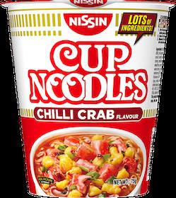 10 Nissin Cup Noodles Terbaik (Terbaru Tahun 2021) 5