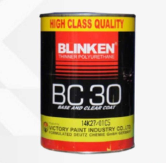 Victory Paint Industry Blinken Thinner Polyurethane BC 30 1