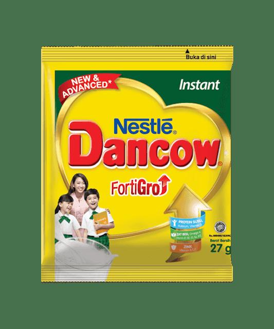Nestlé Dancow FortiGro Instant Original 1