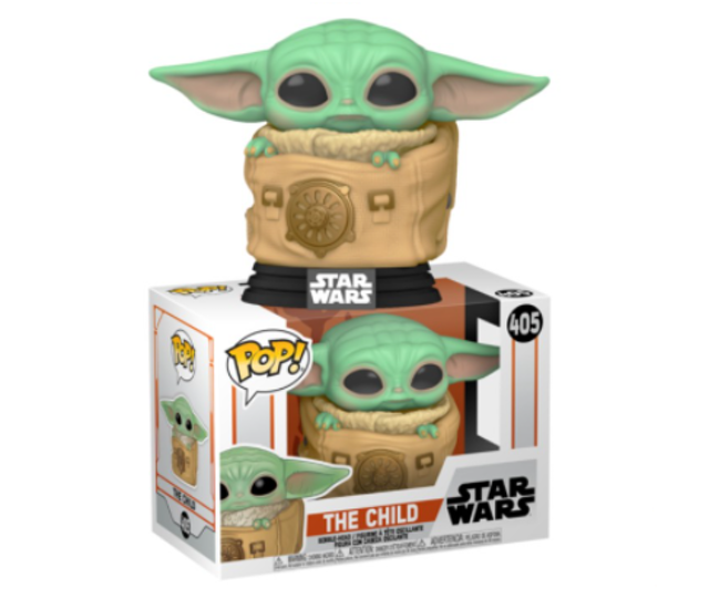 Funko POP! The Child Baby Yoda in Bag 1