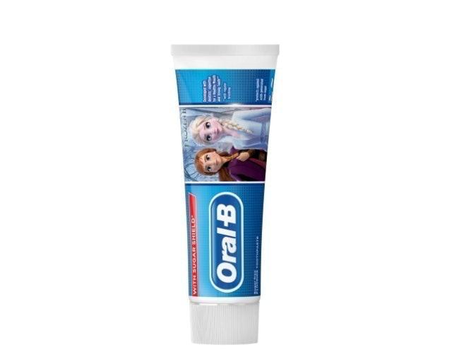Procter & Gamble Oral-B Kids 3+ Frozen Toothpaste 1