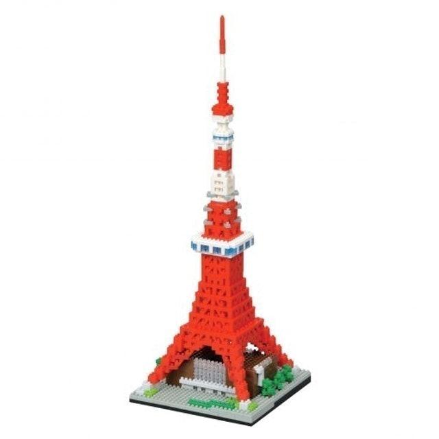 Nanoblock Tokyo Tower Deluxe Edition 1