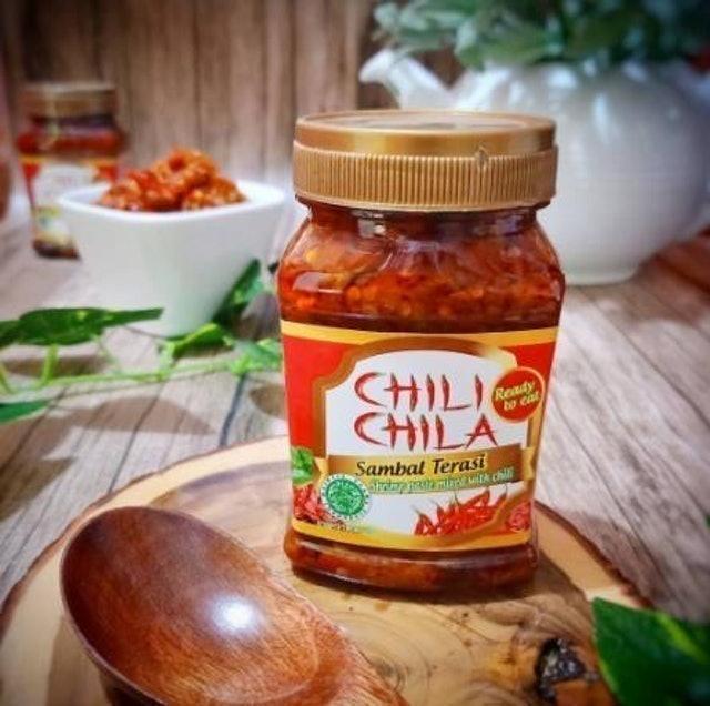 Chili Chila Sambal Terasi 1