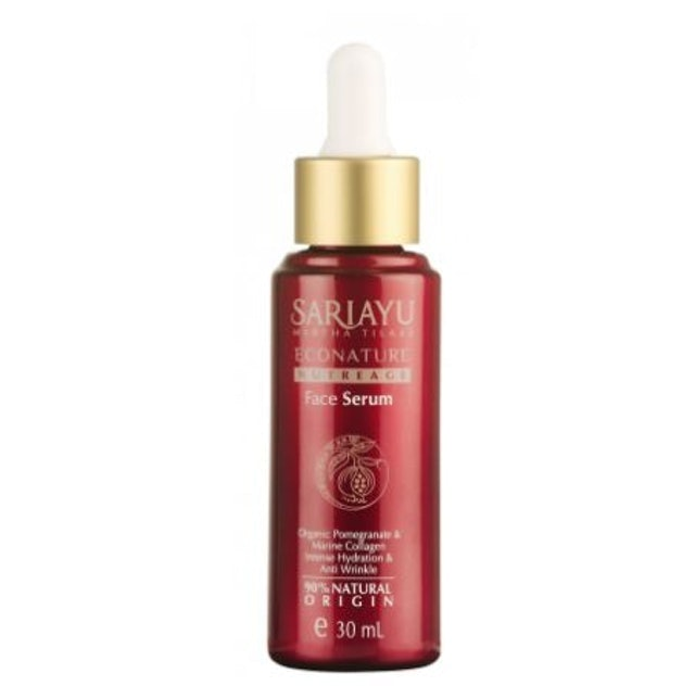 Martha Tilaar Sariayu Econature Face Serum 1