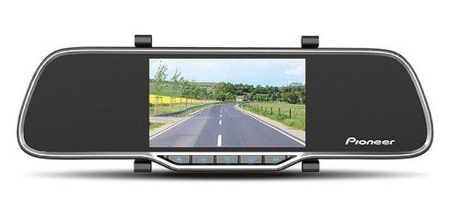 Pioneer Rearview Mirror Driving Recorder 1