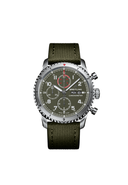 Breitling Aviator 8 Chronograph 43 Curtiss Warhawk 1