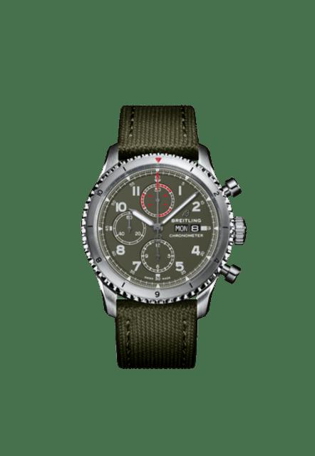 Breitling Aviator 8 Chronograph 43 Curtiss Warhawk 1