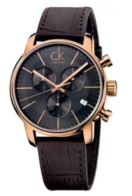 Calvin Klein City Chronograph 1