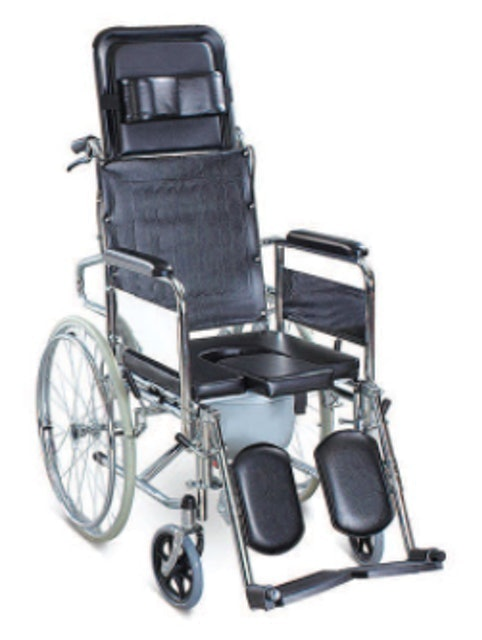 GEA medical Commode Wheelchair 1