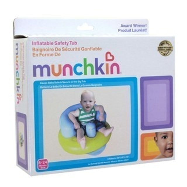 Munchkin Inflatable Safety Tub 1