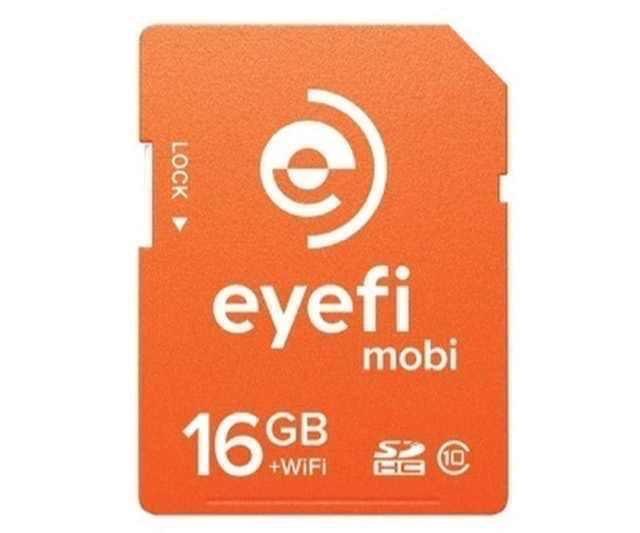 Eye-Fi Eyefi Mobi Wireless SDHC Card Class 10 1