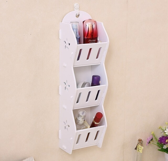 Storage Decorative Rack Shabby Chic 1