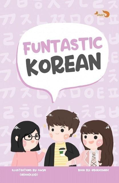 Borassaem dan Gwyn Funtastic Korean 1