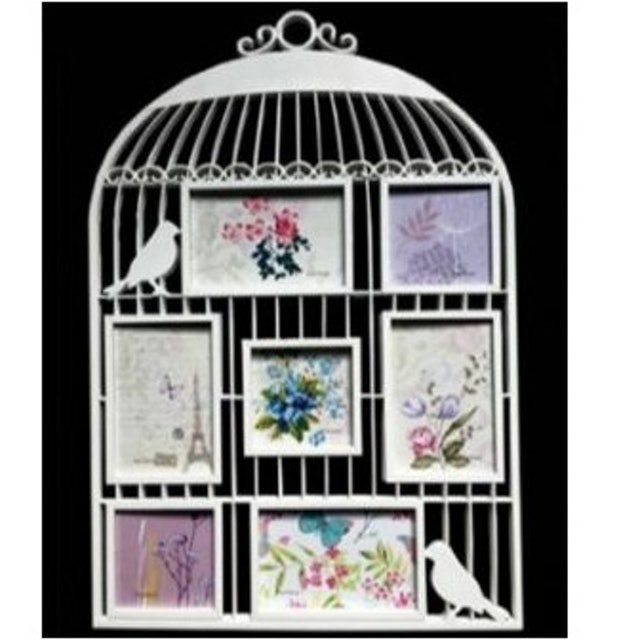 Bird Cage Photo Frame 1