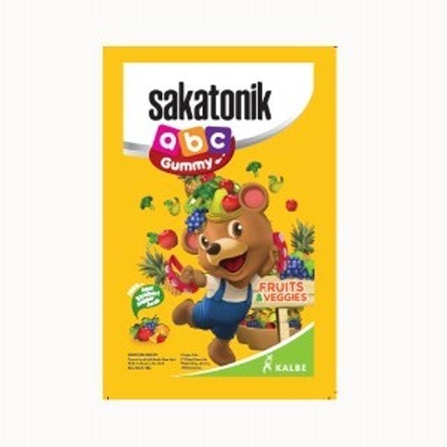 Kalbe Farma Sakatonik ABC Gummy 1
