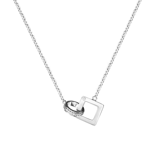 Lino and Sons Soulmate Men Necklace  1