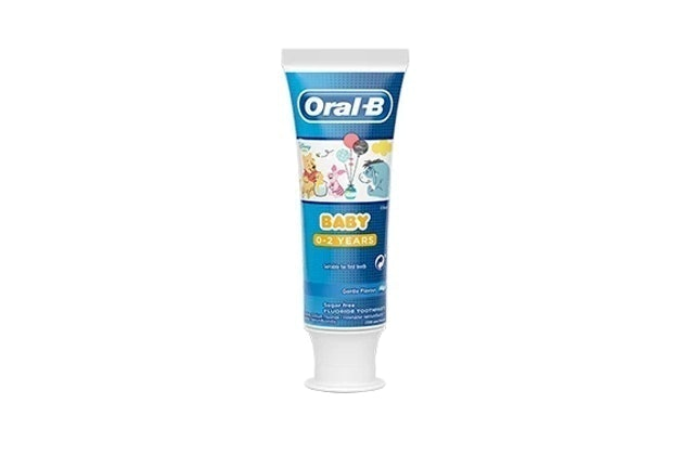 Procter & Gamble  Oral-B Baby 0–2 Years Winnie The Pooh Toothpaste 1