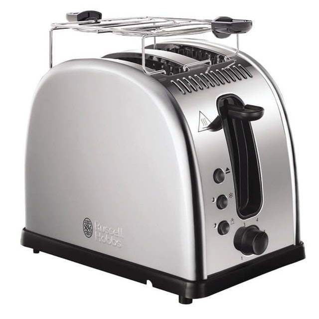 Russell Hobbs  Legacy Toaster Stainless Steel  1