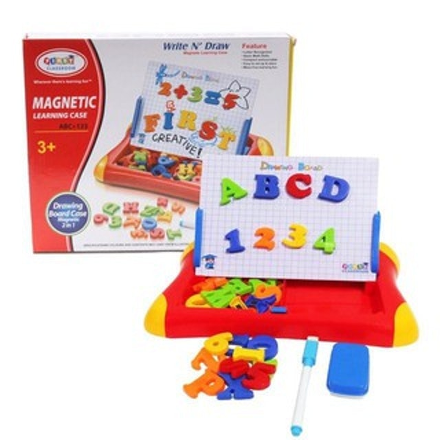 Magnetic Learning Case 1