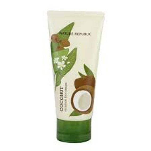 Nature Republic Foot & Nature Coconut Moisture Foot Cream 1