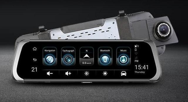 Junsun Mirror Dash Camera 1