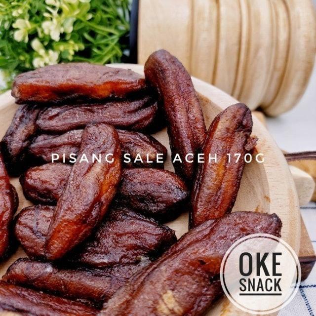 Oke Snack Pisang Sale Basah 1