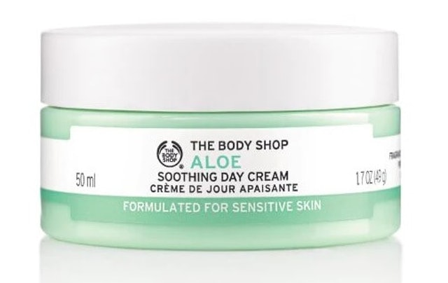 The Body Shop Aloe Soothing Day Cream 1