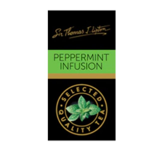 Unilever Food Solution Sir Thomas Lipton Peppermint Infusion 1