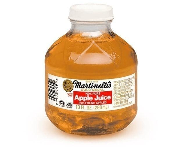 Martinelli's 100% Pure Apple Juice 1