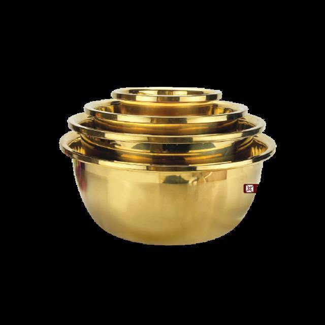 SUBRON Baskom Stainless Gold 1