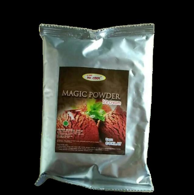 Mr. Cool Magic Powder Ice Cream 1