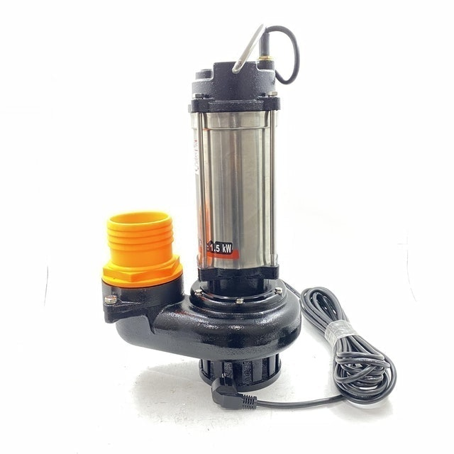 YAMAMAX PRO  Pompa Celup 4 Inch  1